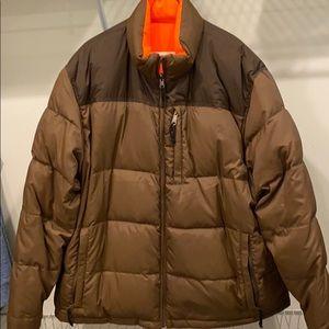 LL Bean Reversible Down Field Jacket